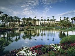 Marriot Spa Resort